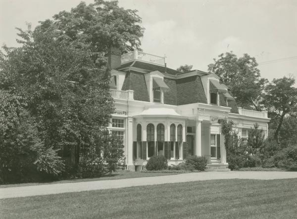 John Hollister House photograph
