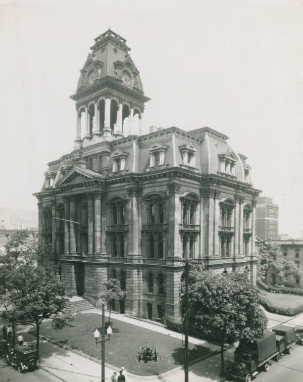 Jefferson County Courthouse photograph
