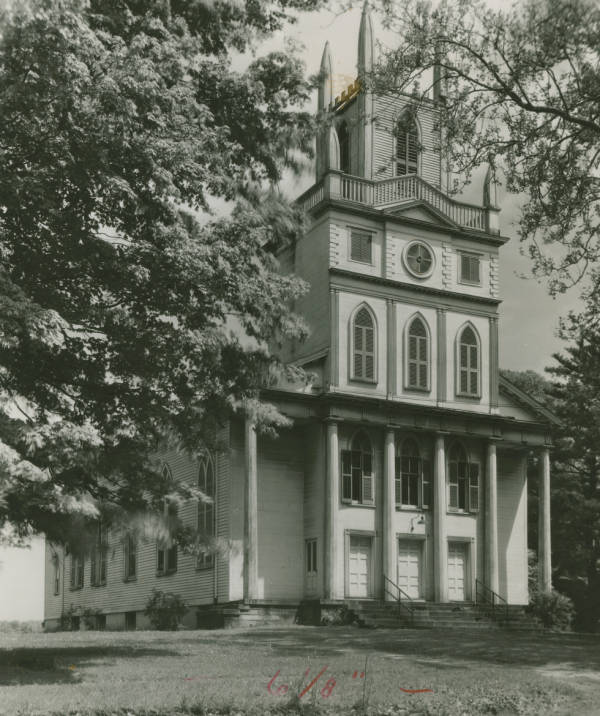 Congregational-Presbyterian Church photograph