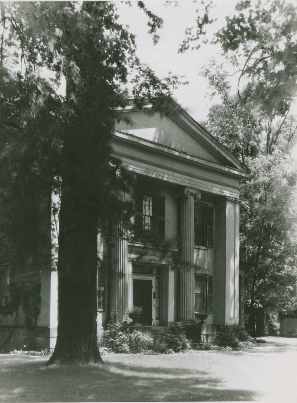 Wooster-Boalt House photograph