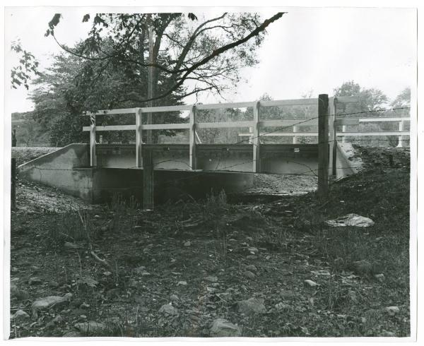 Lexington Township Bridge photograph