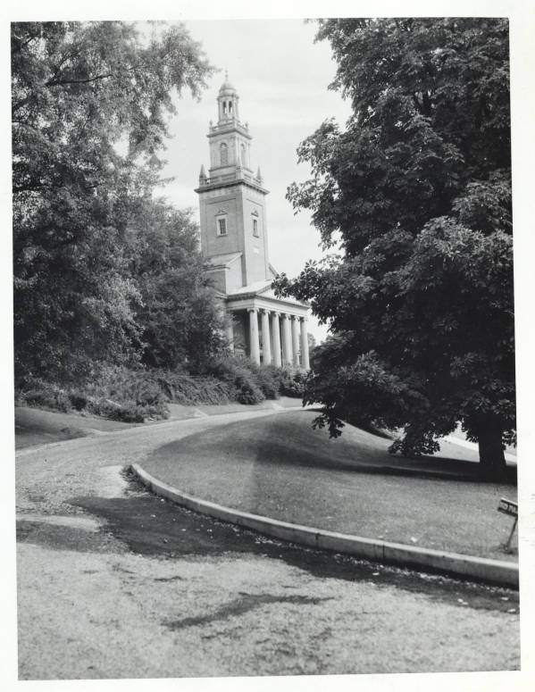 Swasey Chapel photograph