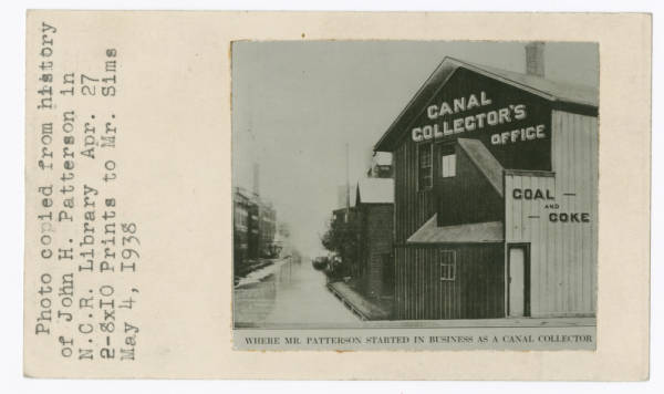 Canal Collector's Office photograph