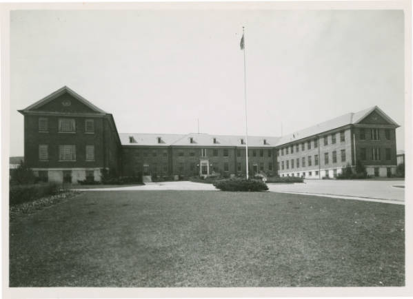 United States Industrial Reformatory hospital photograph