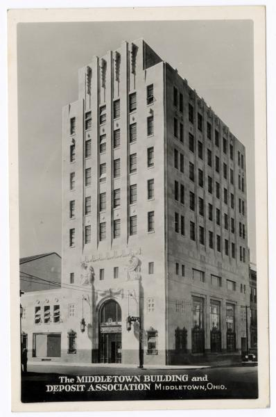 Middletown Building and Deposit Association photograph