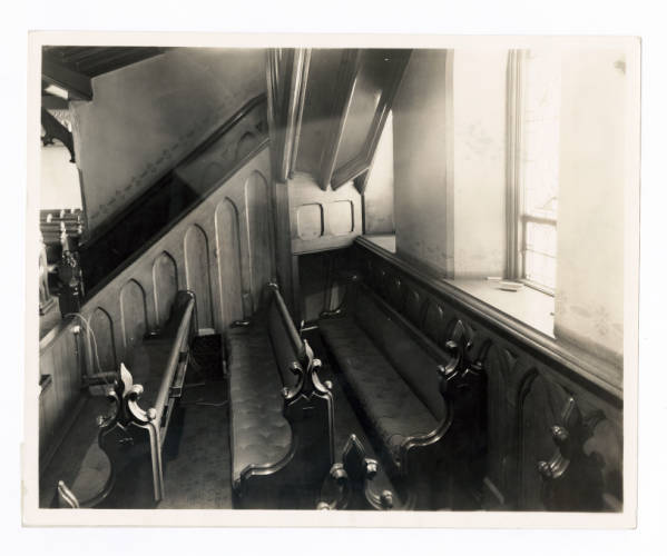Calvary Methodist Episcopal Church photograph