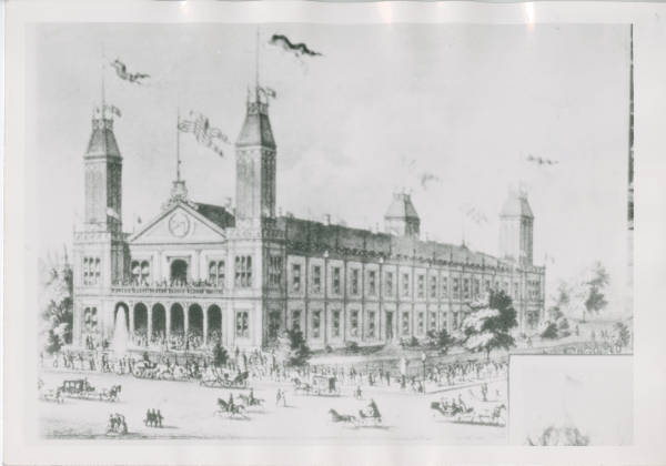 Cincinnati Exposition Hall