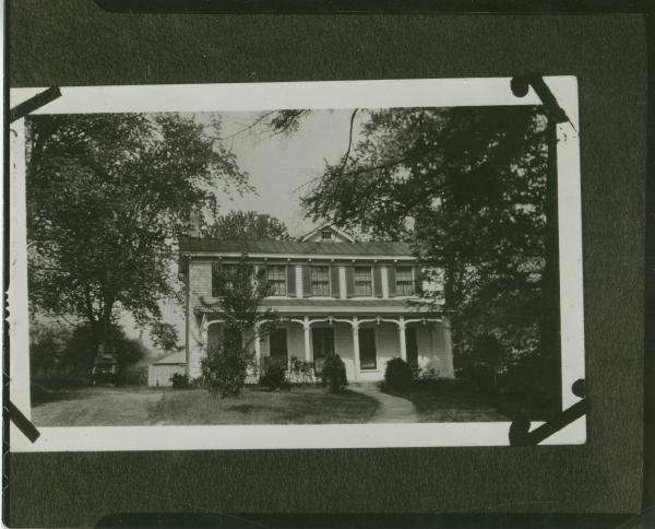 McDuffie house photograph