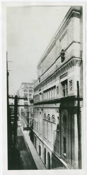 Keith's Theater photograph