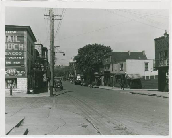 Mayfield Road in Cleveland