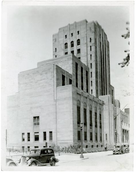 Cuyahoga County Criminal Courts Building
