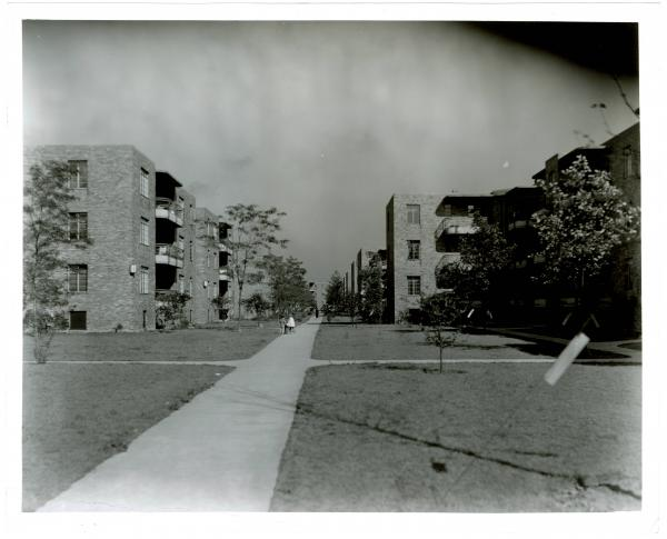 Public housing in Cleveland