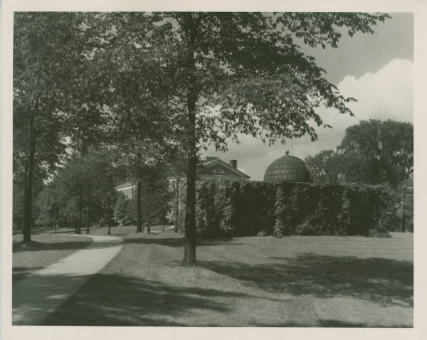 Observatory at Western Reserve Academy photograph