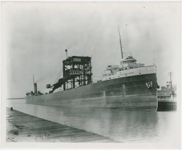 W.W. Holloway in Cleveland
