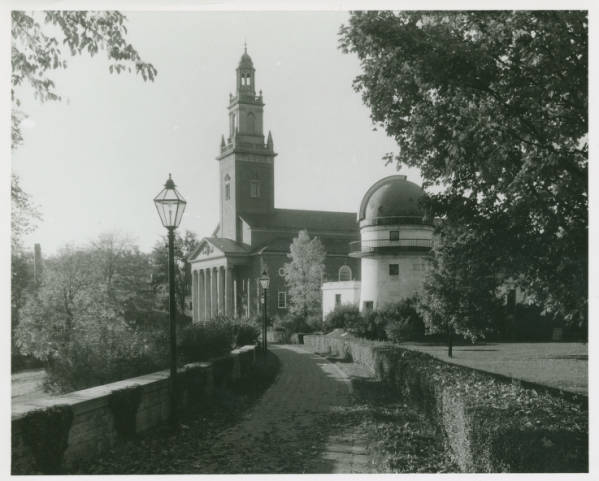 Swasey Observatory and Chapel Denison University