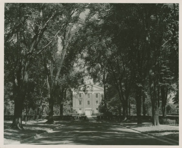 Chapel at Western Reserve Academy photograph
