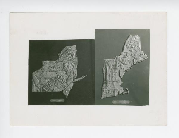 Models of maps