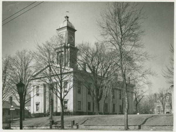 Knox County Courthouse photograph