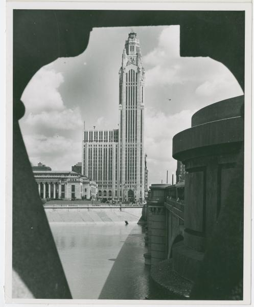 American Insurance Union Citadel and City Hall photograph