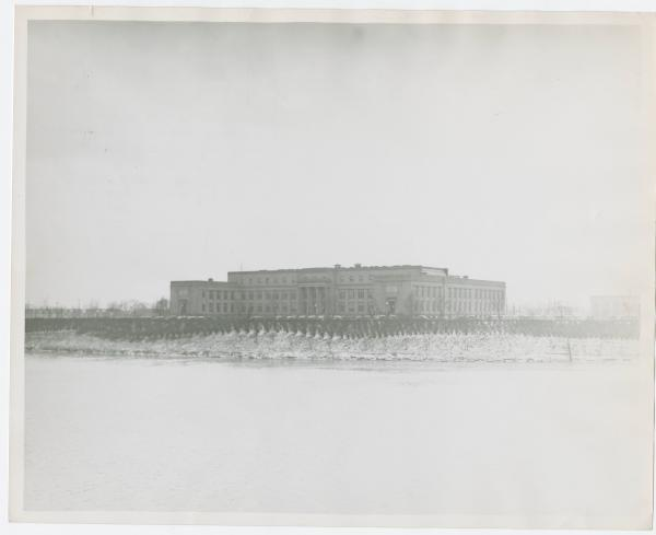 Central High School photograph