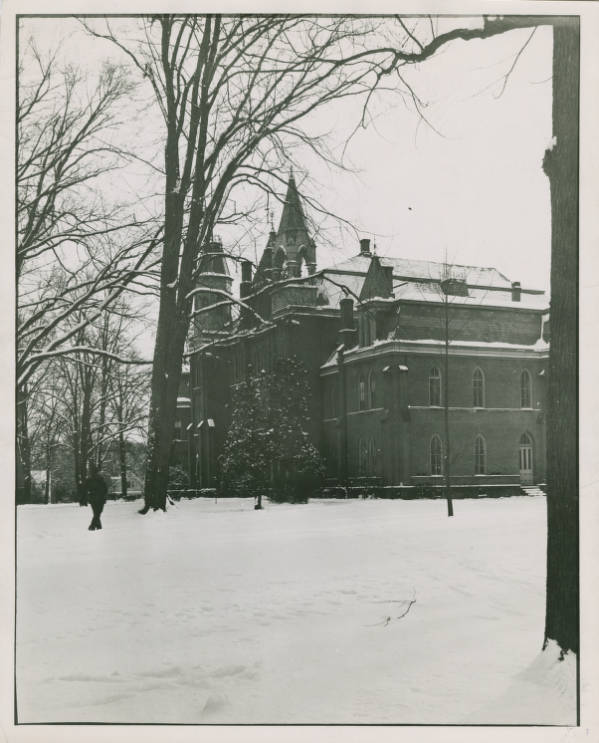 Otterbein College Towers Hall