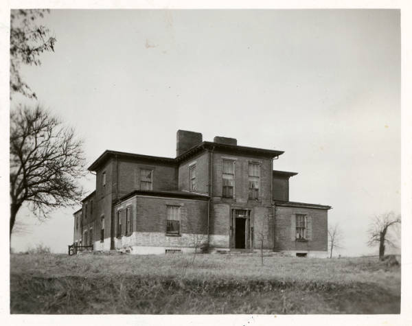 Old Pease residence