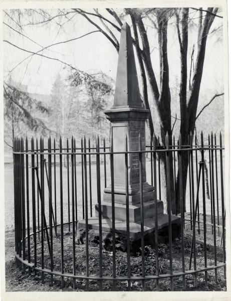 Johnny Appleseed Monument