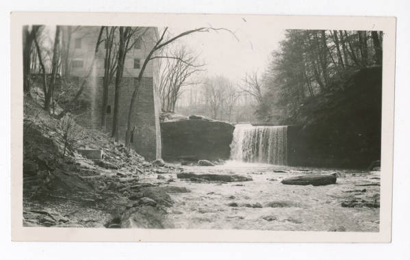 Lanterman's Falls and the Old Mill