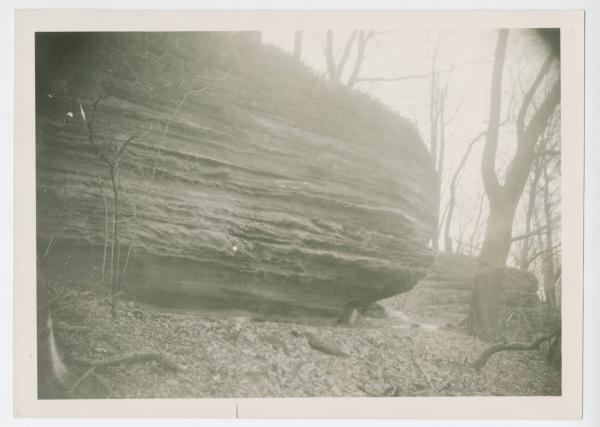 Kennedy Ledges in Portage County, Ohio