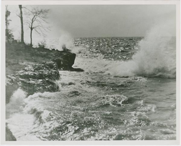 Lake Erie photograph