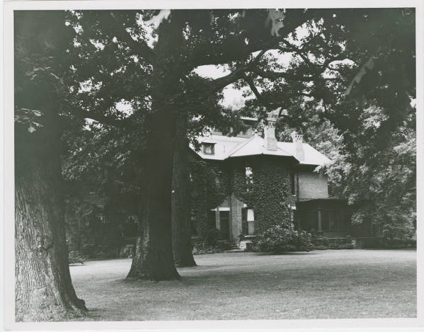President Hayes home in Fremont, Ohio
