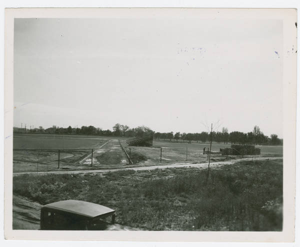 Athletic Field at Wilberforce University photograph