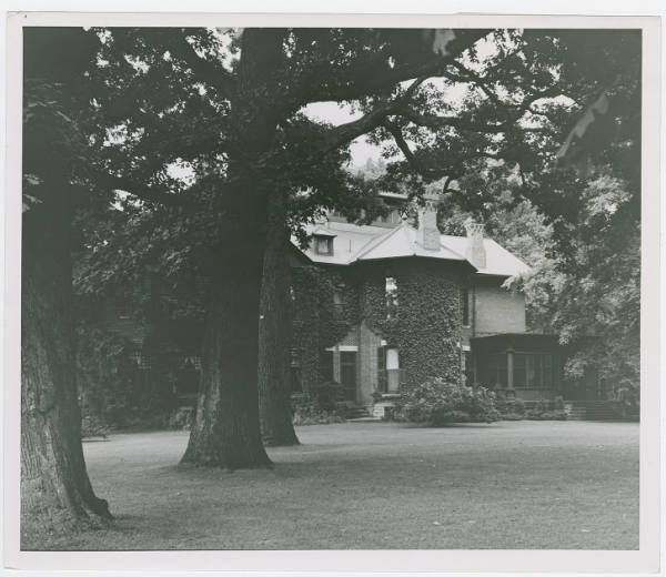 Home of Pres. Hayes in Fremont, Ohio