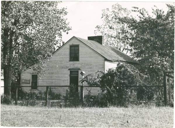 Clarence Morrison Home