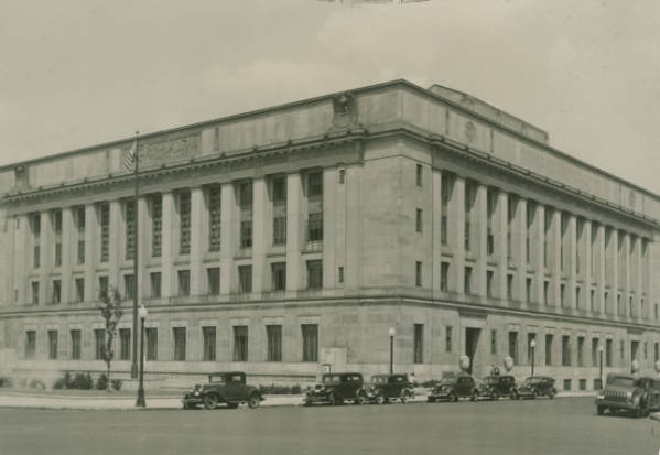 United States Post Office and Courthouse in Columbus