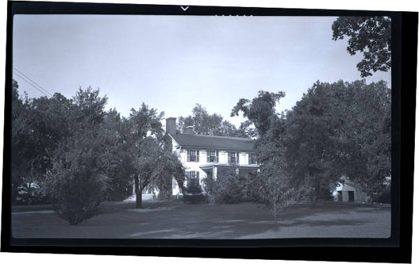 Seth Marshall house photograph