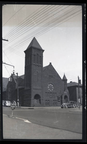 Hamline Methodist Episcopal Church in Steubenville