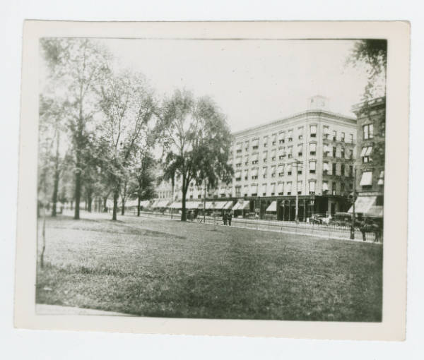 The second Neil House Hotel photograph