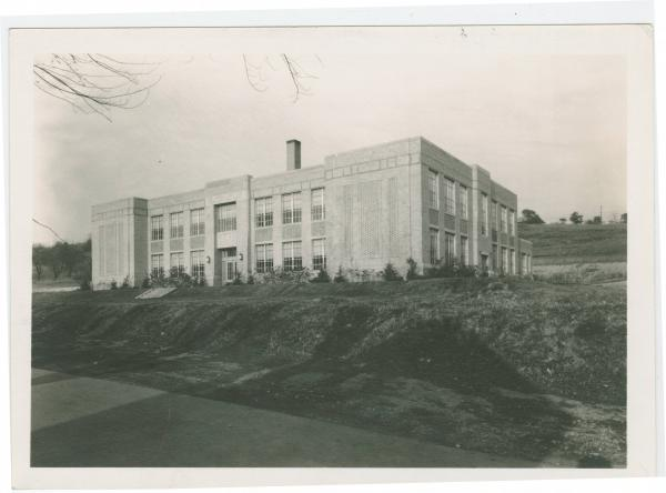 Mineral City High and Grade School, Mineral City, Ohio