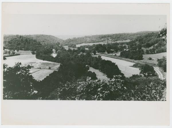 View from Fort Ancient, Warren County, Ohio