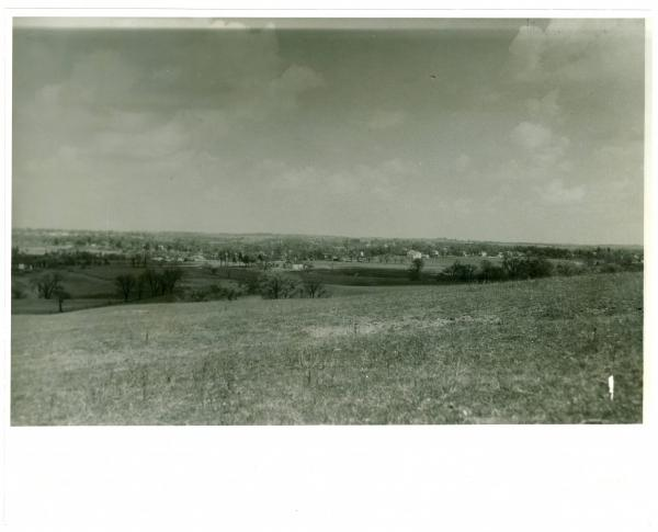 Lebanon, Ohio from a distance