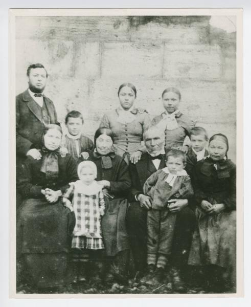 Euverard Family Photograph