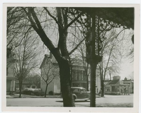 Unknown Lebanon house photograph